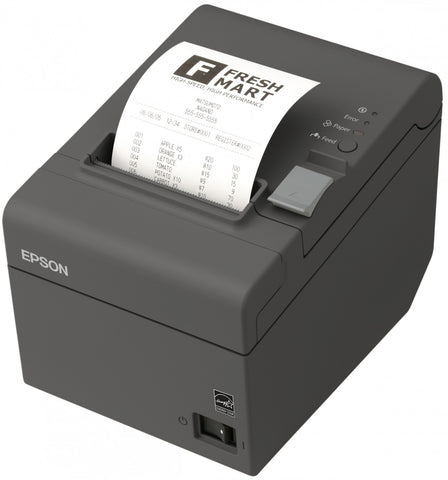 Epson Ethernet Receipt Printer TM-T20ii/TM-T70ii