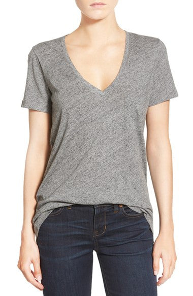 All About Eve - Tee Sash V-Neck Tee