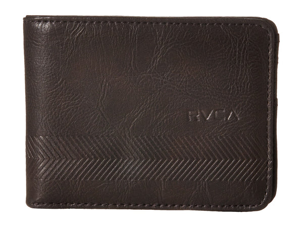 RVCA - Selector Wallet Brown