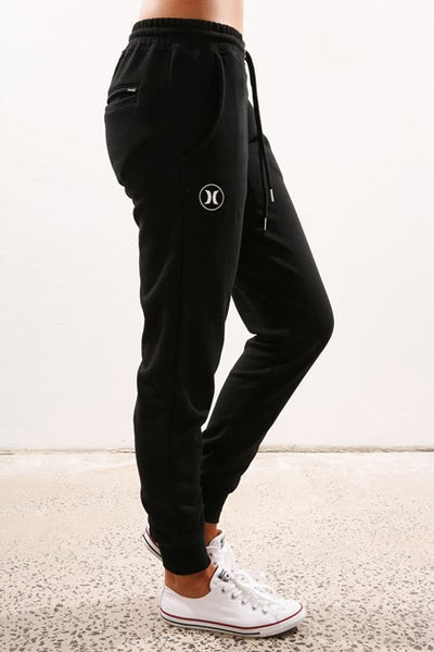Hurley - Icon Track Pant Black
