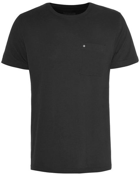 Hurley - Division Pocket Tee Black