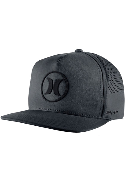 Hurley  Dri Fit Icon 2.0 Hat Dark Grey