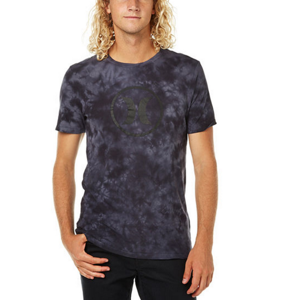 Hurley - Block Party Lightning Wash Tee