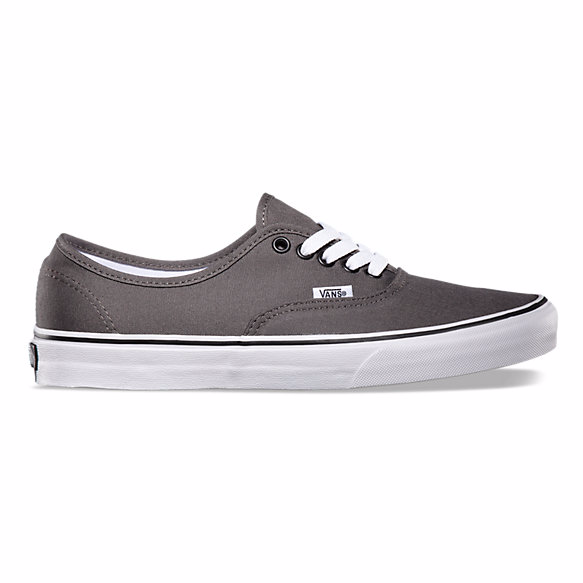 Vans - Authentic Pewter Black
