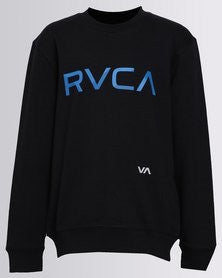 RVCA - Shade RVCA Crew Black/Blue