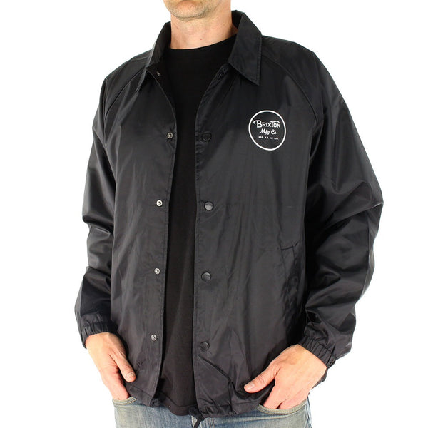 Brixton - Wheeler Jacket Black