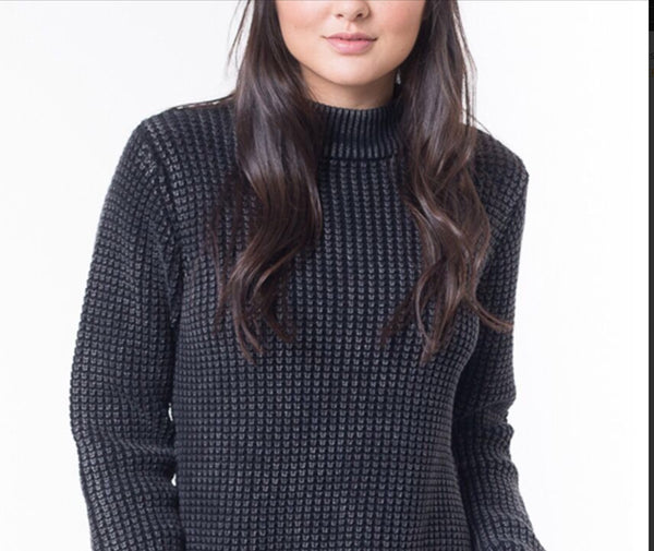 All About Eve - Jumper Malmar Knit Black