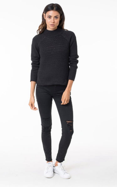 All About Eve - Knit For All Time Black