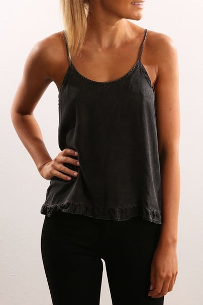 All About Eve - Faker Cami Blk