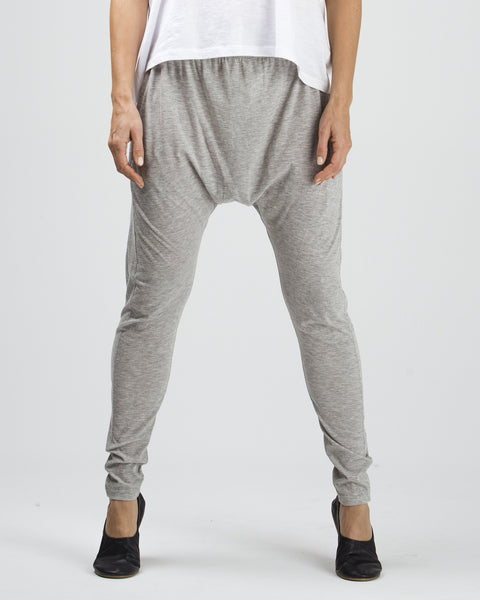 Silent Theory - Fluid Pant Grey