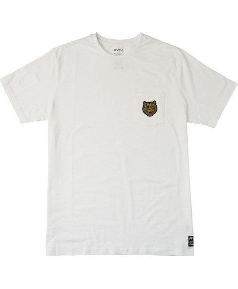 RVCA - ANP Patch Tee