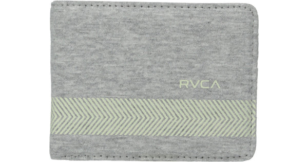 RVCA - Selector Wallet Heather Grey