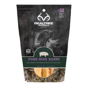 Realtree® Pork Hide Bores (1LB)