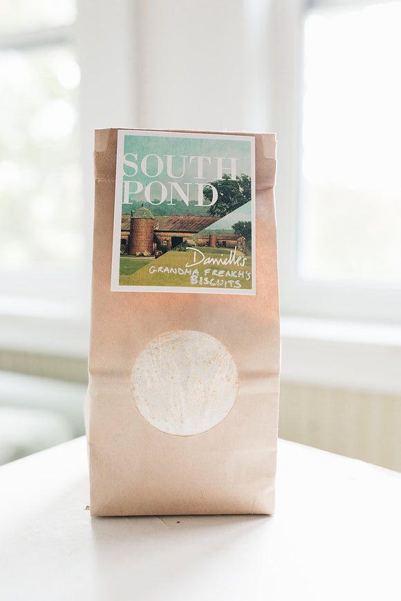 Grandma French's farm biscuits - South pond farms