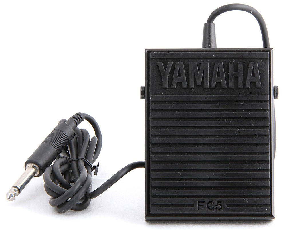 Yamaha FC5 Compact Sustain Pedal for Portable Keyboards