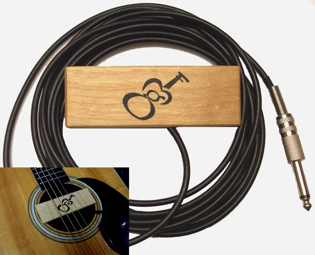 GMF Music SH-1 Acoustic Guitar Soundhole Pickup