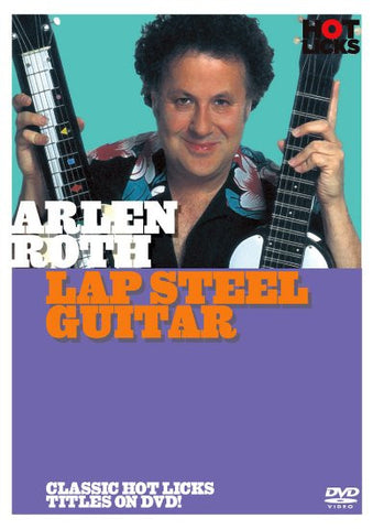 Arlen Roth: Lap Steel Guitar DVD