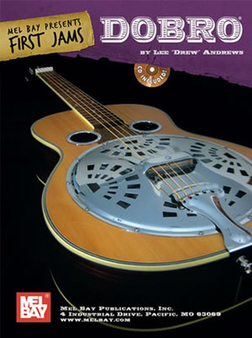 First Jams: Dobro (Book/CD Set)