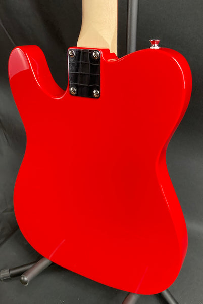 Nashville Guitar Works 120RD T-Style Electric Guitar Gloss Red