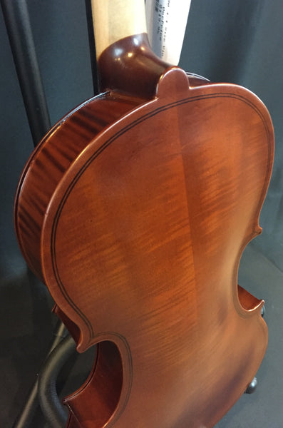Palatino VN-200-3/4 Genoa 3/4 Violin Outfit w/ Case, Bow, and Rosin