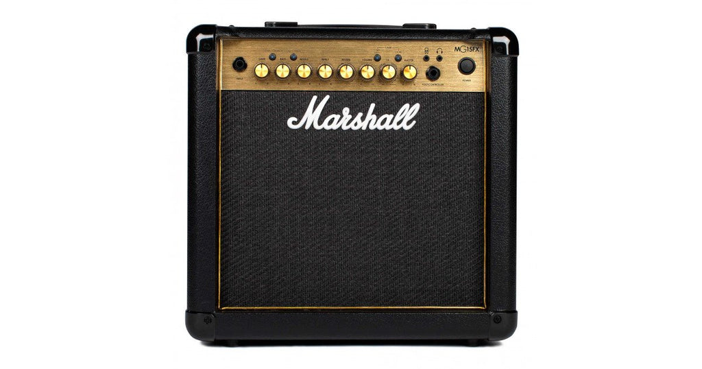Marshall Gold Series MG15GFX 15W Guitar Amp Combo w/ Effects