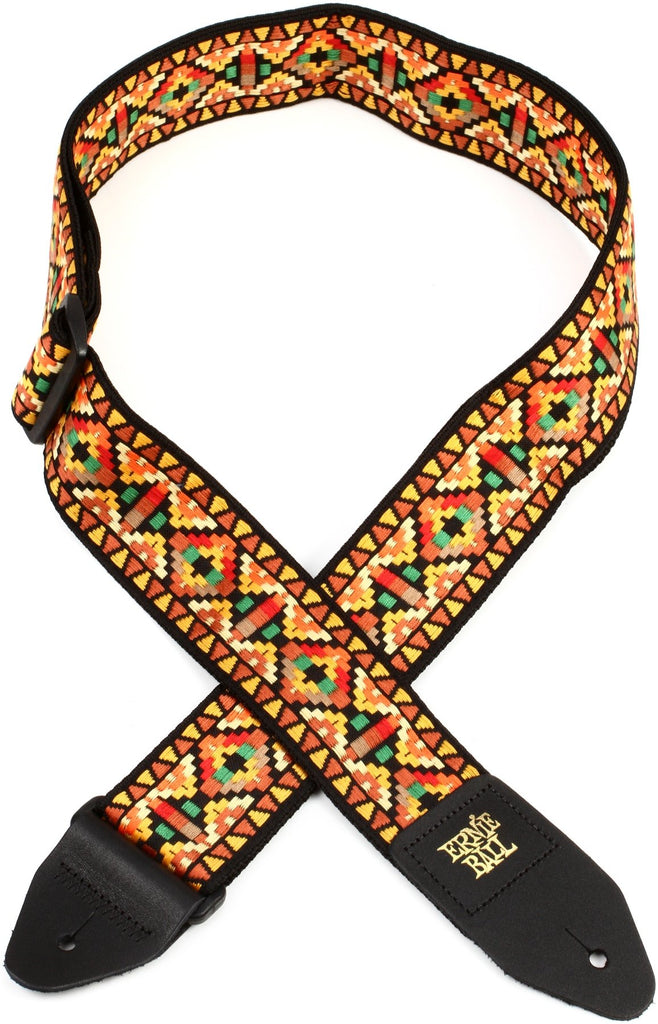 Ernie Ball 4090 Adjustable Jacquard Guitar Strap - Santa Fe