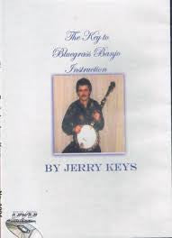 The Key to Bluegrass Banjo Instructional DVD: Tips and Techniques