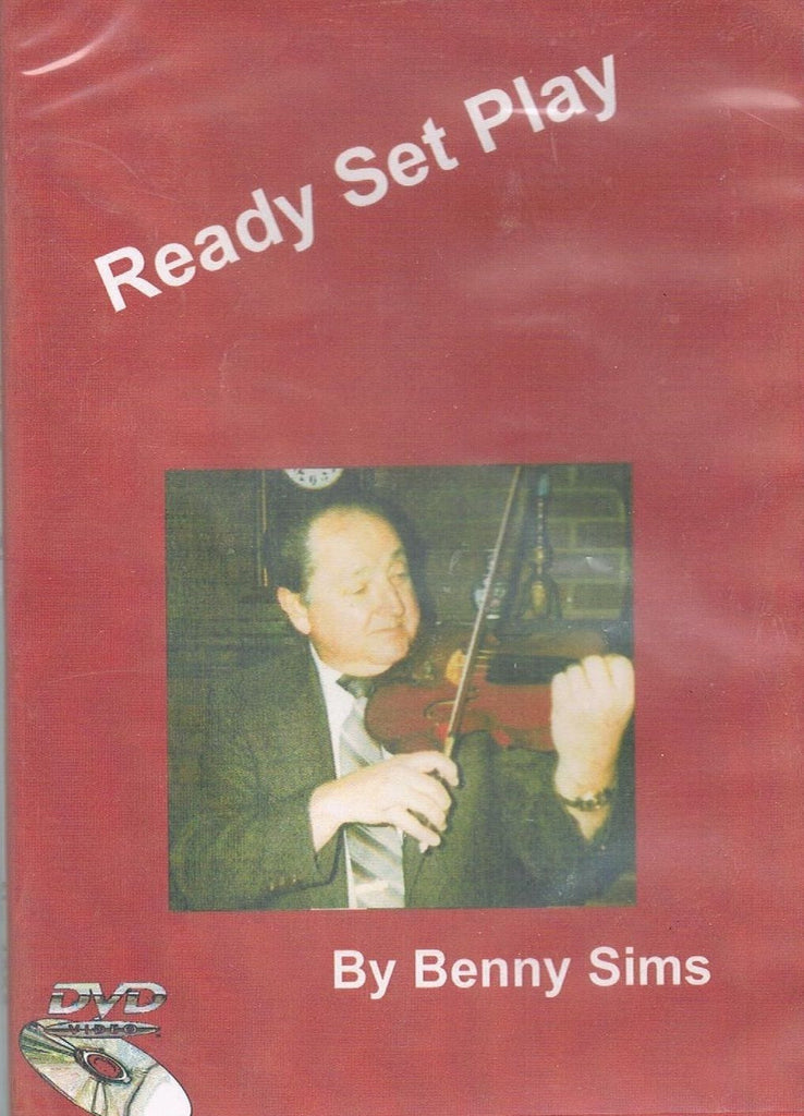 Ready, Set, Play: Beginner Violin and Fiddle Instructional DVD by Benny Simms
