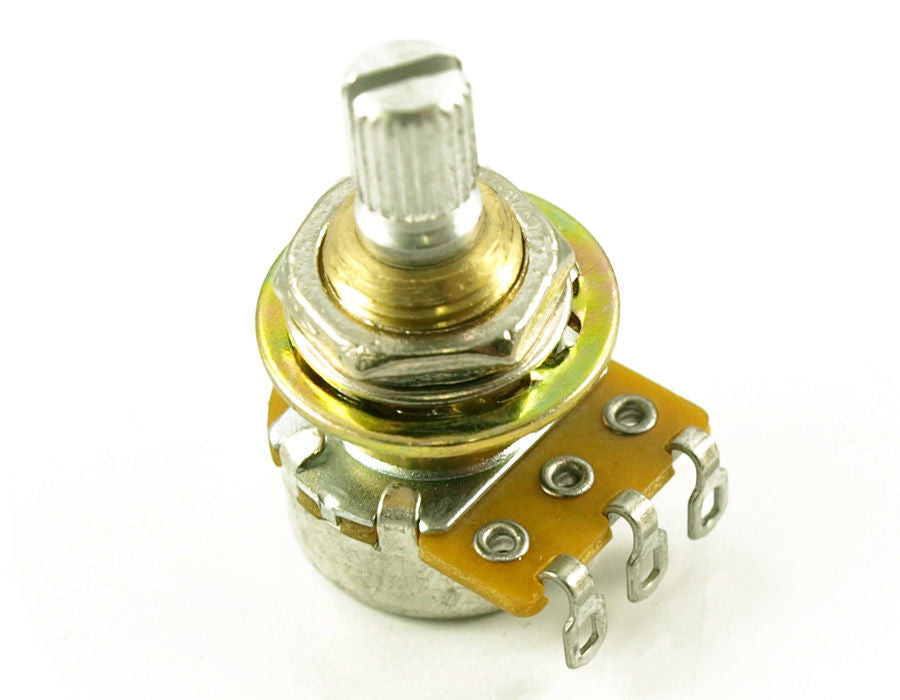 WD 250K MINI POT - WD250S USA Spec Mini Potentiometer for Guitar