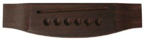 Golden Gate F-2801 Martin-Style Shaped Acoustic Guitar Bridge Indian Rosewood
