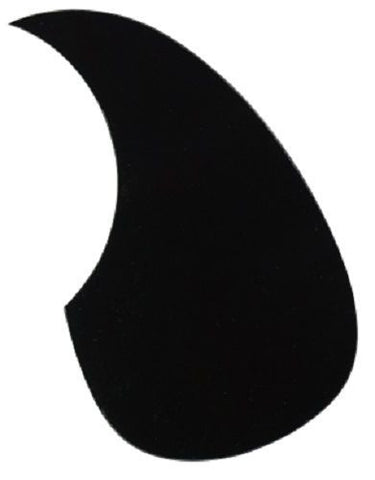 Golden Gate Martin-Style F-4001 Acoustic Guitar Pickguard Black