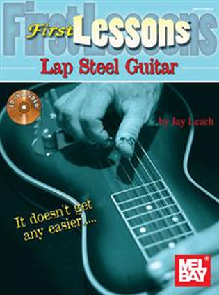 First Lessons Lap Steel (Book/Online Audio)
