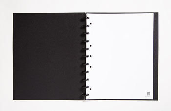 Letter Sized Flex Notebook