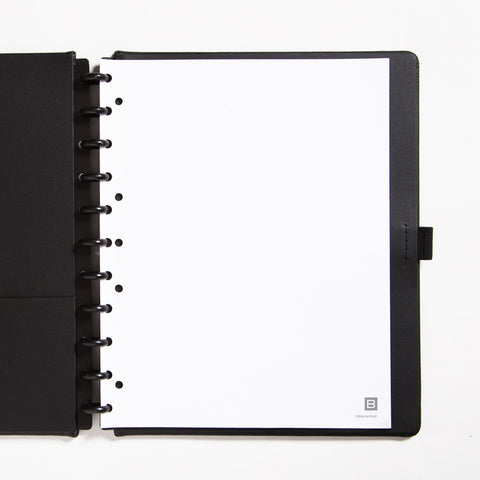 Build Your Own- LTR Blank Paper