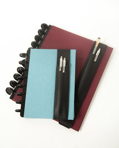 Pen Quivers for Linen Cover Notebooks