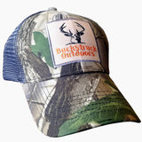 BuckStruck Camo Mesh Back Hunting Hat - Trucker Camo Hunting Hat - BuckStruck Outdoors