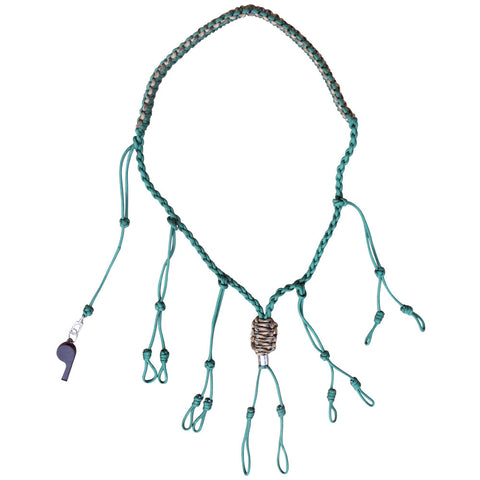 DuckStruck Duck Call Hunting Lanyard (MALLARD GREEN) - BuckStruck Outdoors