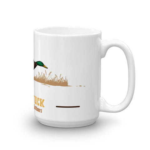 DuckStruck - 15oz LARGE Coffee Mug - BuckStruck Outdoors