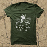 BuckStruck Mountain Short sleeve t-shirt - BuckStruck Outdoors