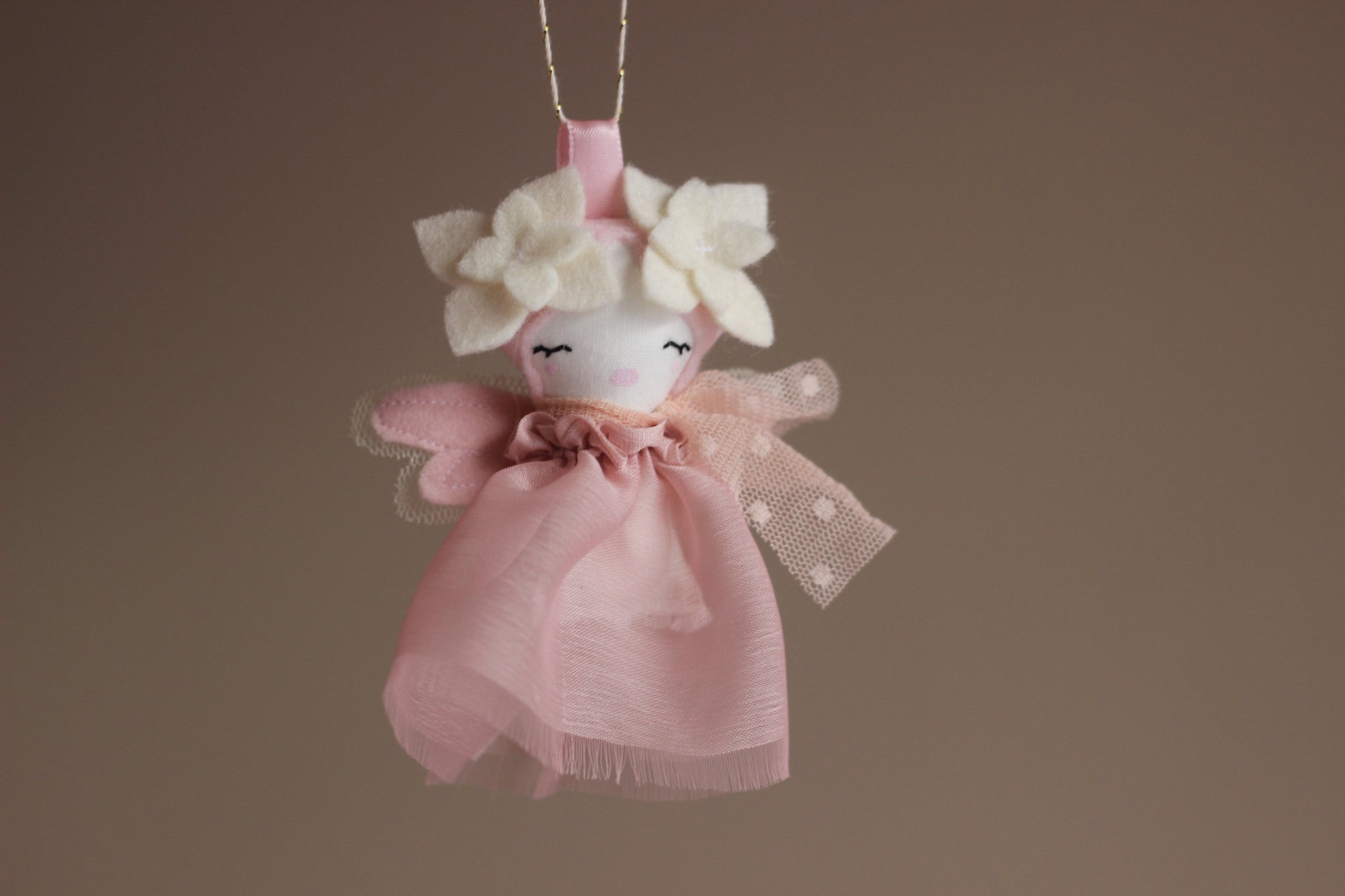 Reserved - Fairy Ornament