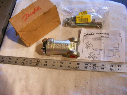 Danfoss FA 15, 20, 25 Strainer New In Box See Pictures