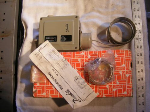 Danfoss RT-101 THERMOSTAT REFRIGERATION 25-90 DEGREES CELCIUS
