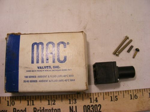 Mac 35A-00L Valve Slotted Stem