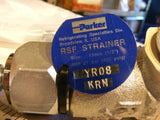Parker Industrial Refrigeration RSF Strainer Kit (1) 106422 (2) 301628 (1) 20157