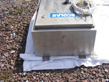 ECOLAB Single Level Feed Wash down station w Safety Timer 31914-E01 SS Enclosure