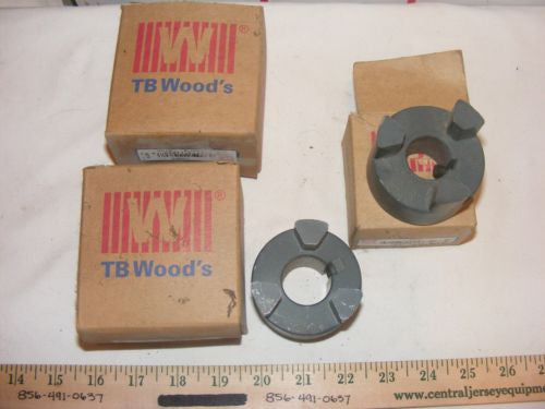 Lot 3 TB Woods (1) L099-1 & (2) L100118 JAW COUPLING BODY