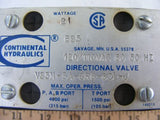 Continental Hydraulics VS5M-5A-GRB-6OL-J Directional Valve New