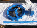"New 10"" Lug 200 Psi 316 Stainless Steel Butterfly Valve KF DN250"