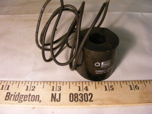 Asco Red Hat 096817-001D COIL 110/50 120/60