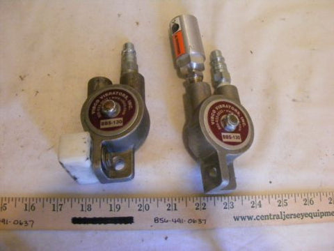 VIBCO Vibrators Inc. BBS-130  Lot of 2  Vibrator Only